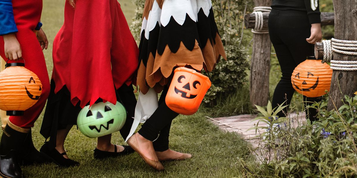 Mom will pay someone $65 an hour to take her kids trick-or-treating