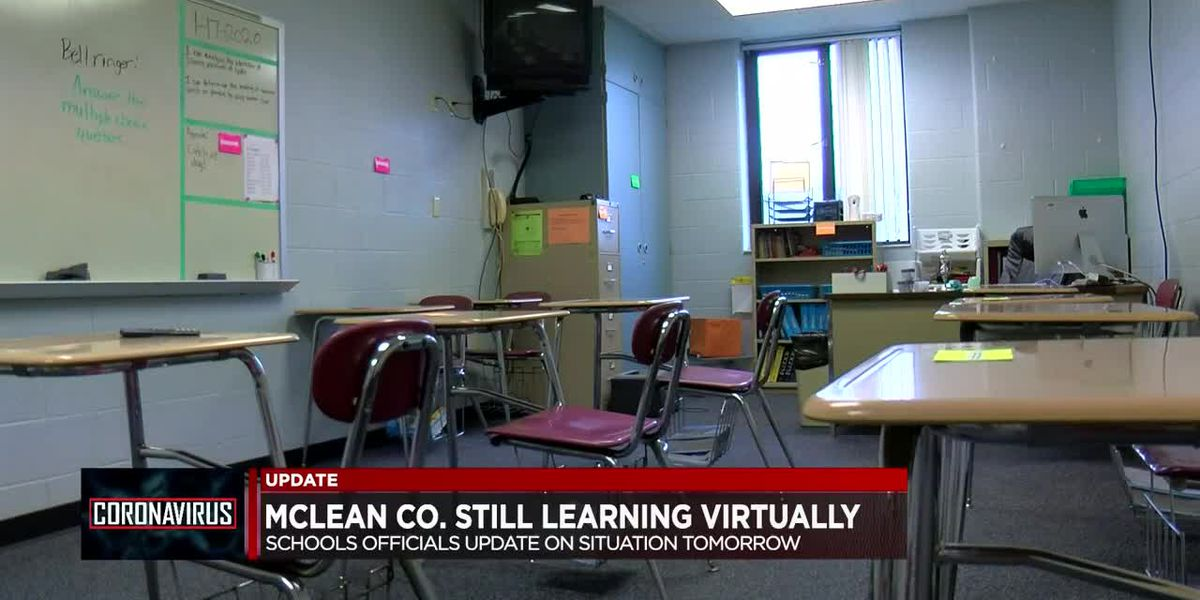 McLean Co. Schools still learning virtually