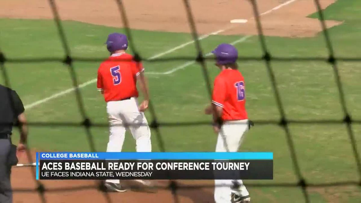 Aces baseball ready for MVC tournament