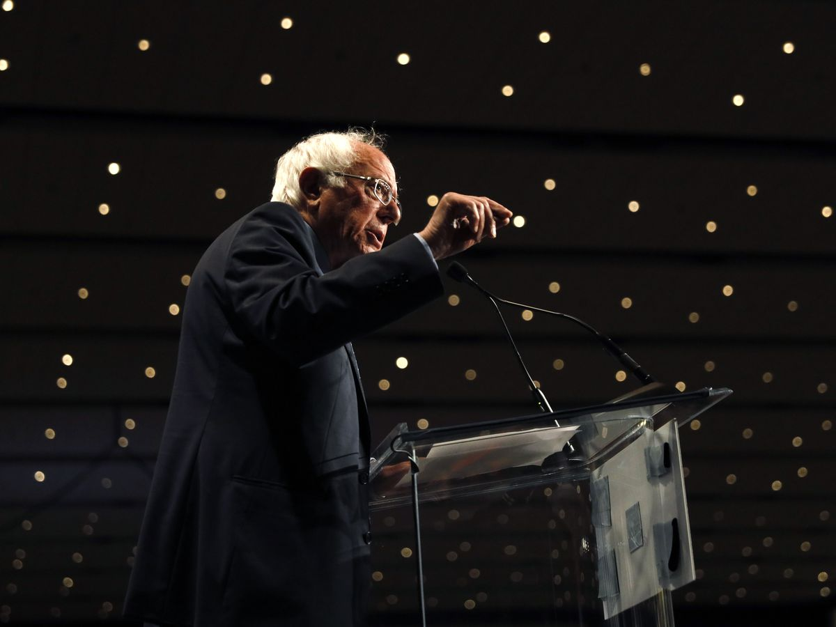 Sanders bills democratic socialism as boon for working class
