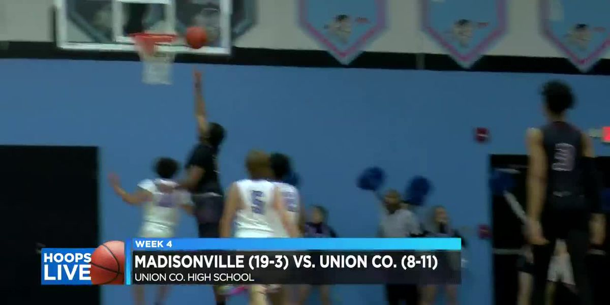 Hoops Live: Madisonville North-Hopkins vs Union Co.