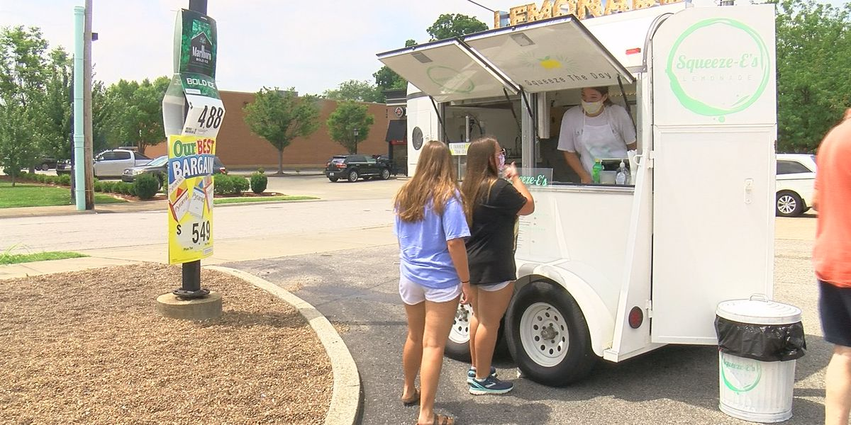 Owensboro High School grad starts lemonade stand to pay for college