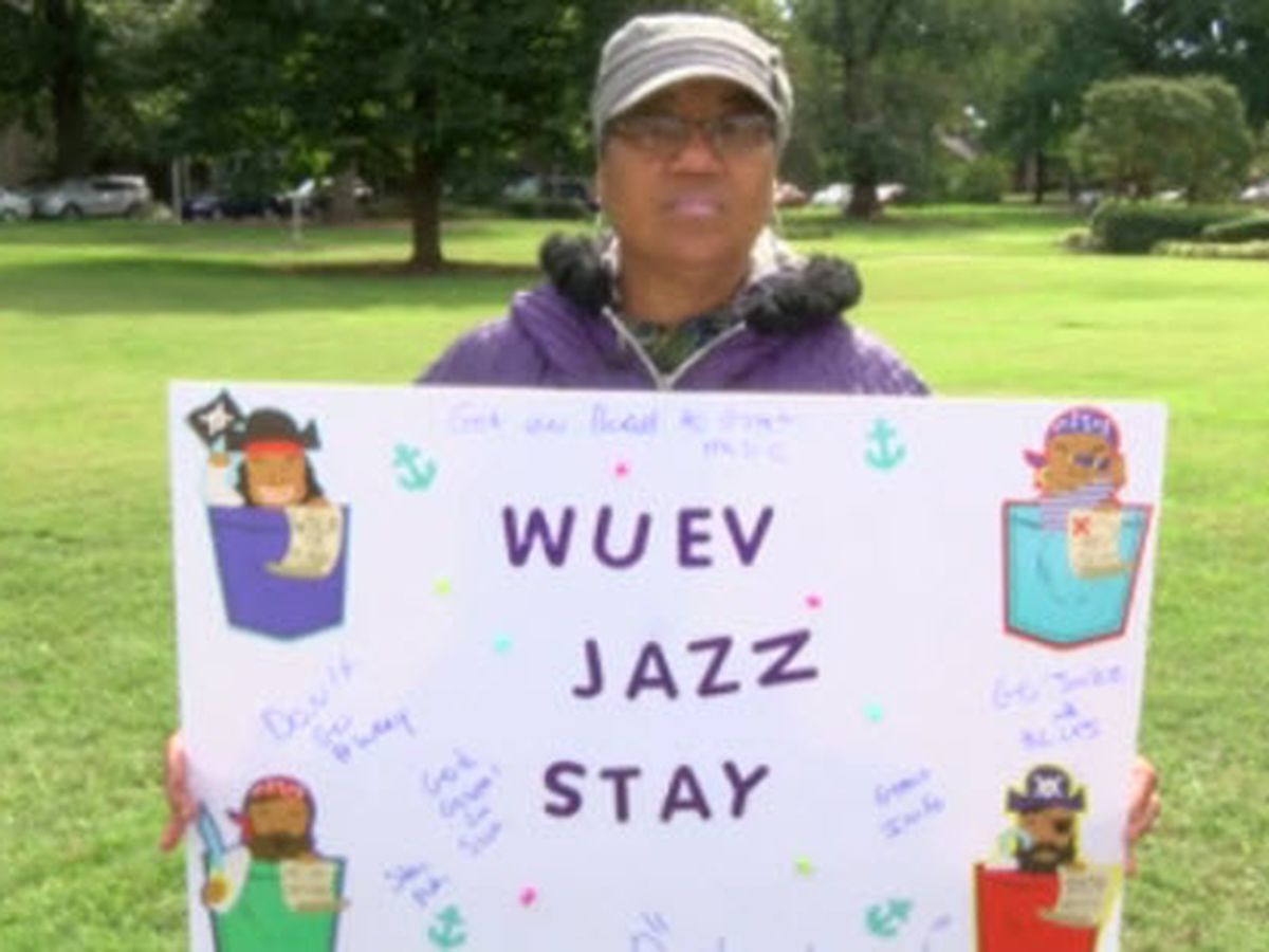 Alumni, students protest selling of WUEV after Facebook post