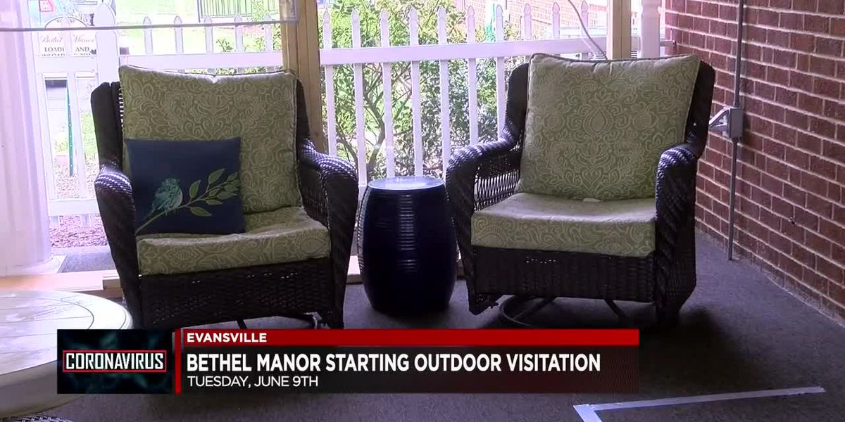 Bethel Manor prepares for outdoor visits from loved ones
