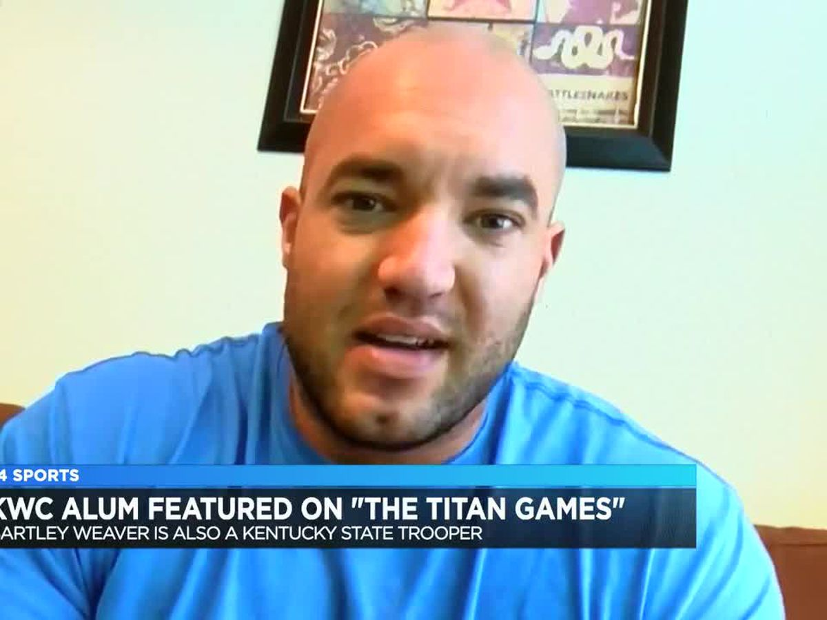 Kentucky Wesleyan alum competes on 'The Titan Games'