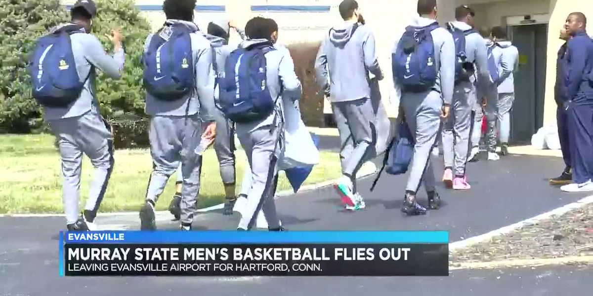 Ja Morant, Murray State depart from Evansville en route to first-round game