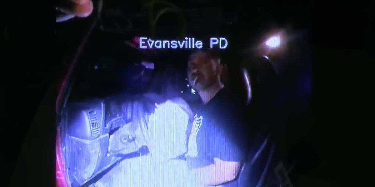 Evansville Police release name, body cam from officer action shooting