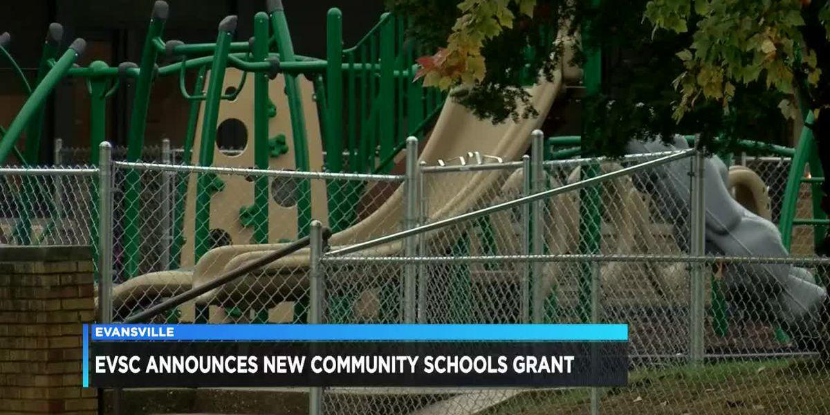 EVSC announces grant to aid students, families