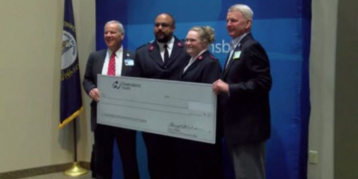 Owensboro Health awards over $669k in grants to numerous agencies