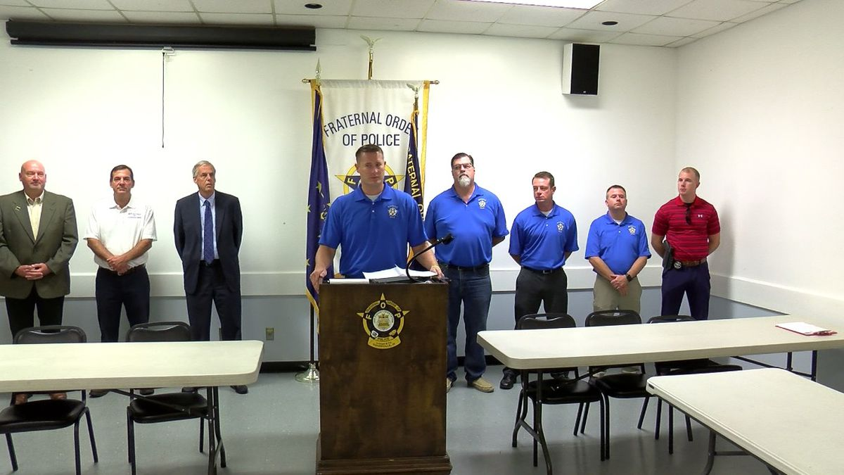 Evansville FOP endorses Levco for prosecutor