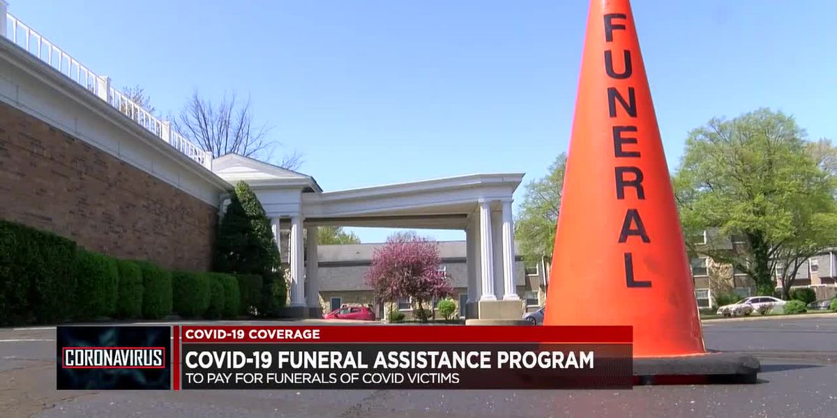 FEMA accepting applicants for COVID-19 Funeral Assistance Program