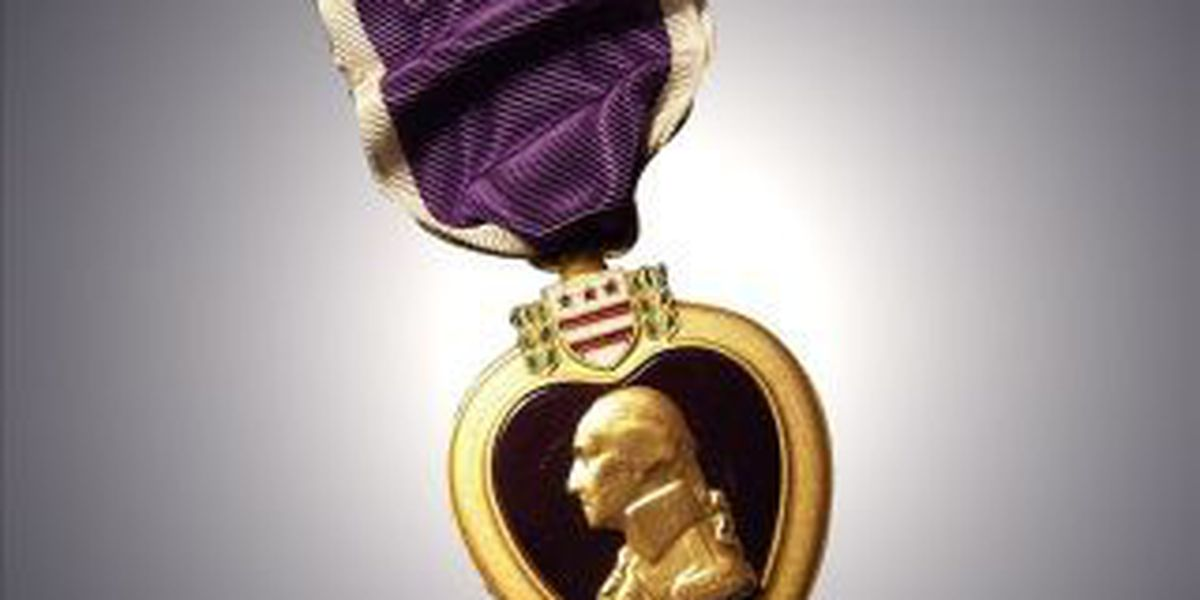 Lost Purple Heart returning to NY soldier's family