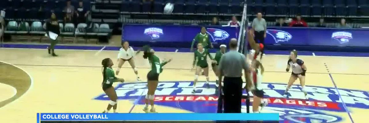 USI vs. Kentucky State volleyball highlights