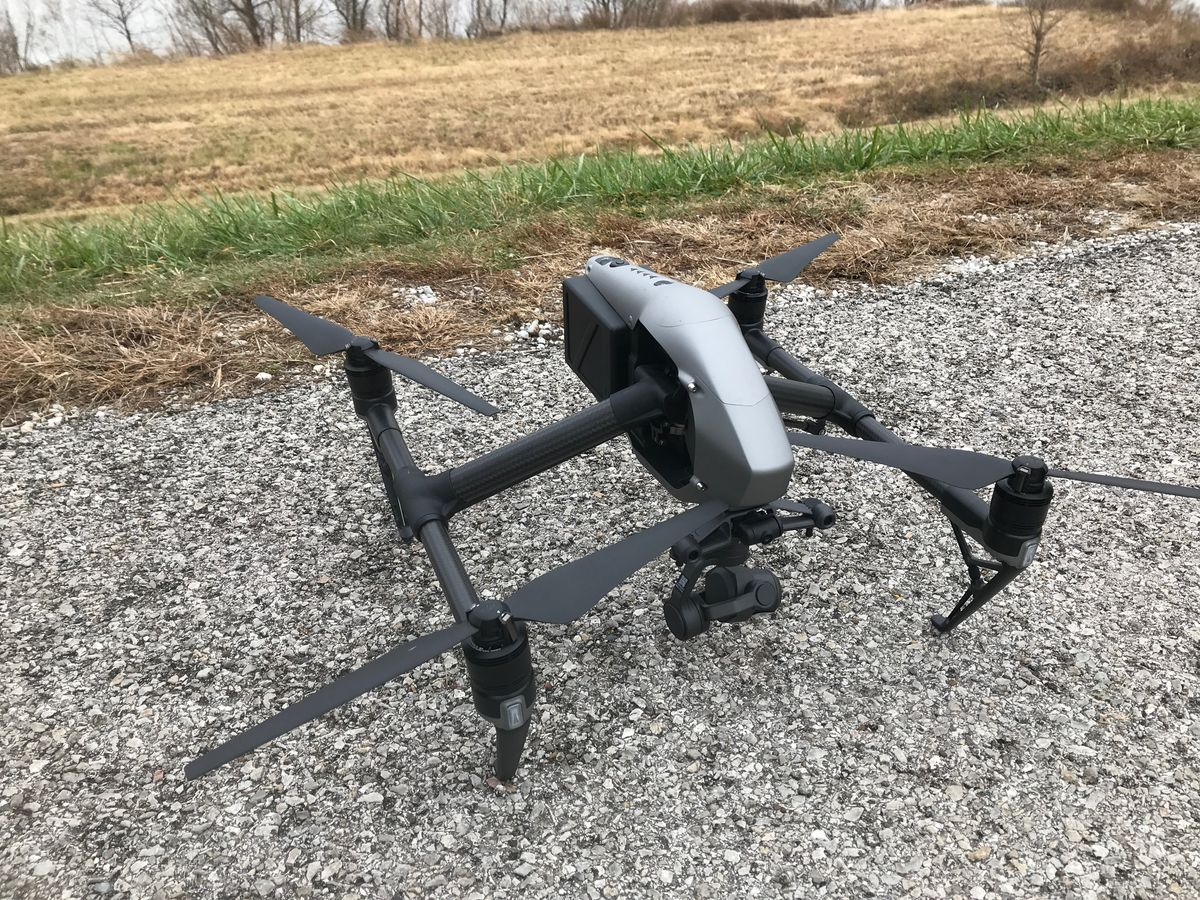 Drones used to reconstruct accident