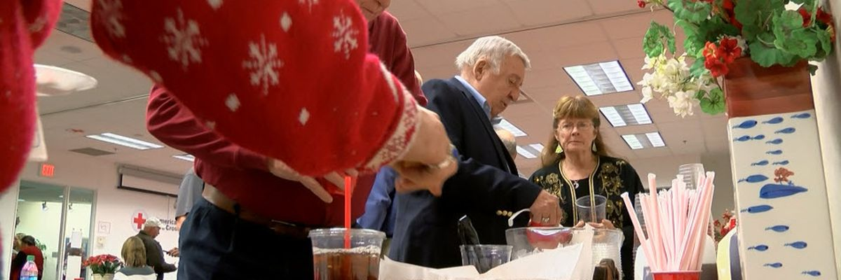 Red Cross shows appreciation for volunteers at annual dinner