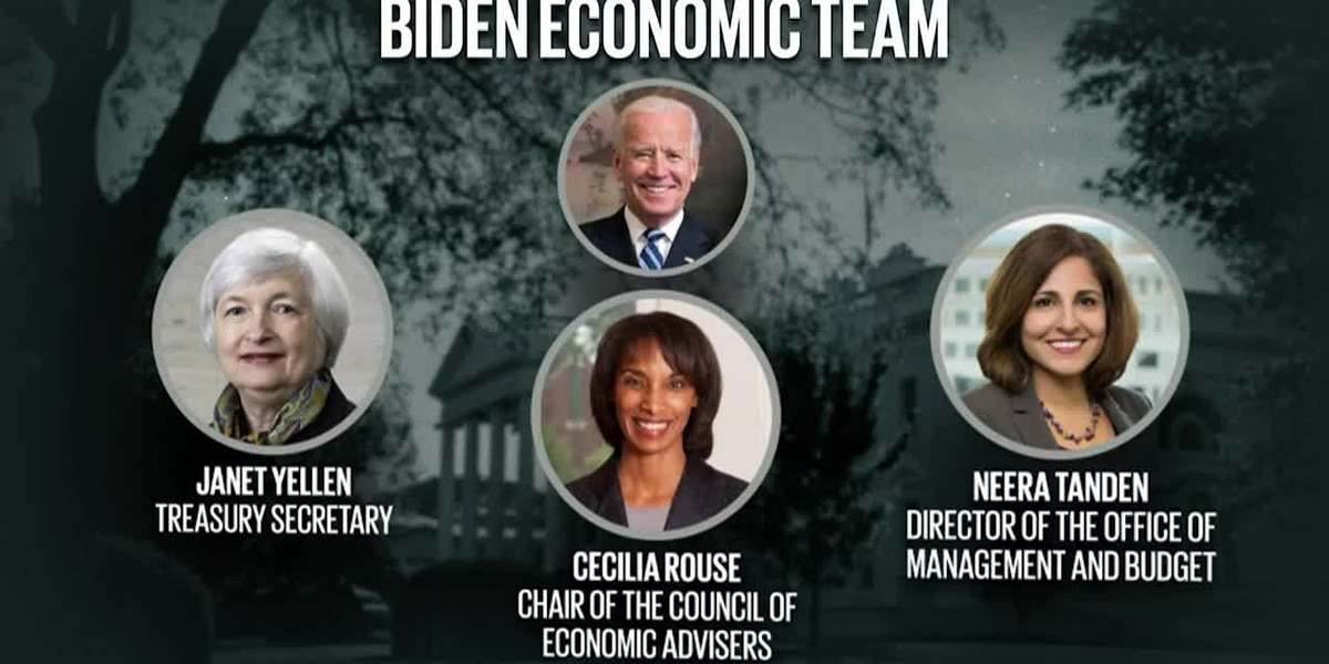 Biden, Harris announce picks for key economic posts
