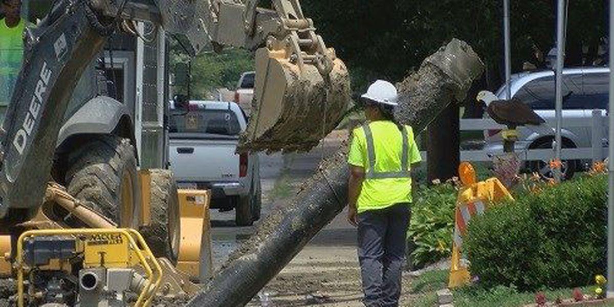 Water main breaks expected during winter months, crews prepared