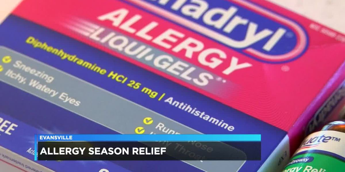 Ways to help battle allergies this season