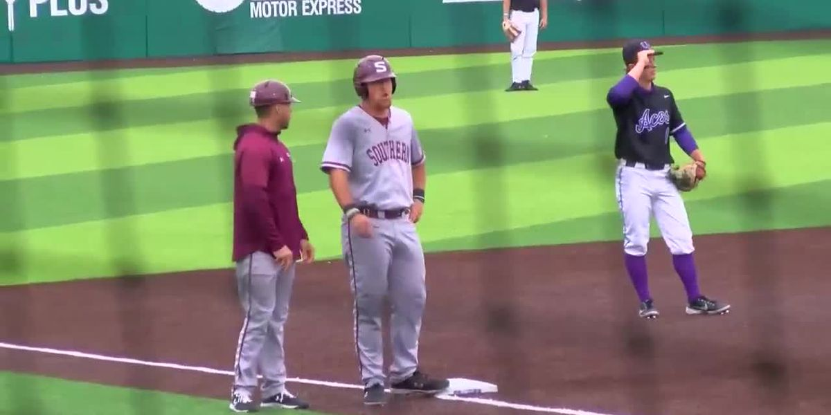 College Baseball: So. Illinois vs. Evansville, Game 3