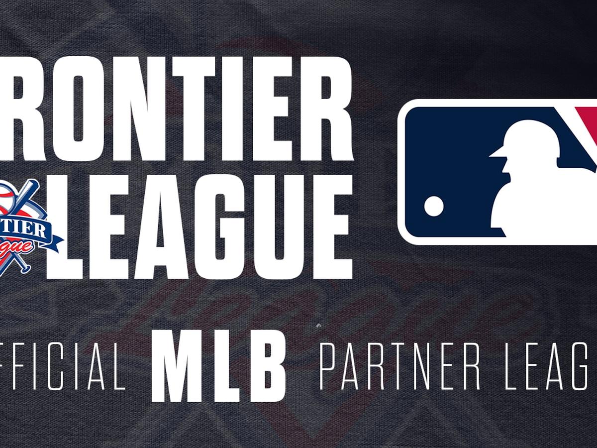Frontier League named as partner league of Major League Baseball