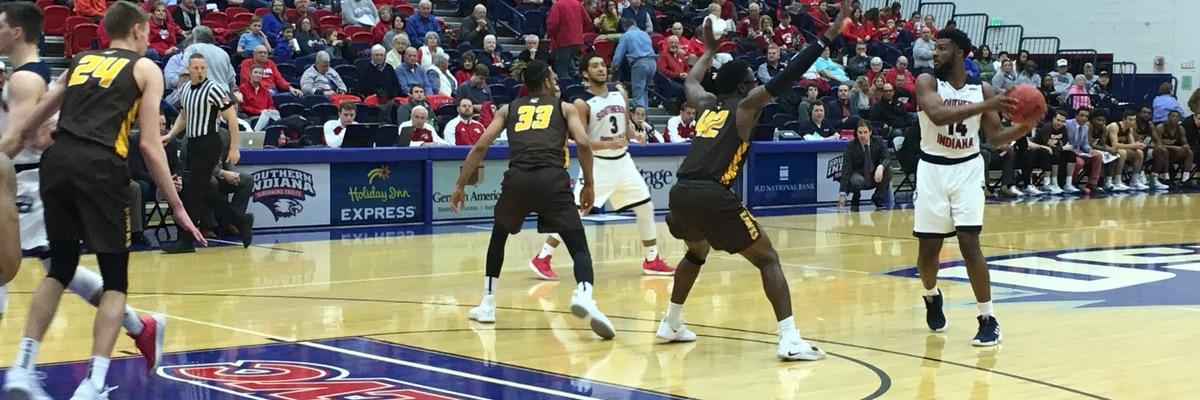 HIGHLIGHTS: USI vs Quincy basketball