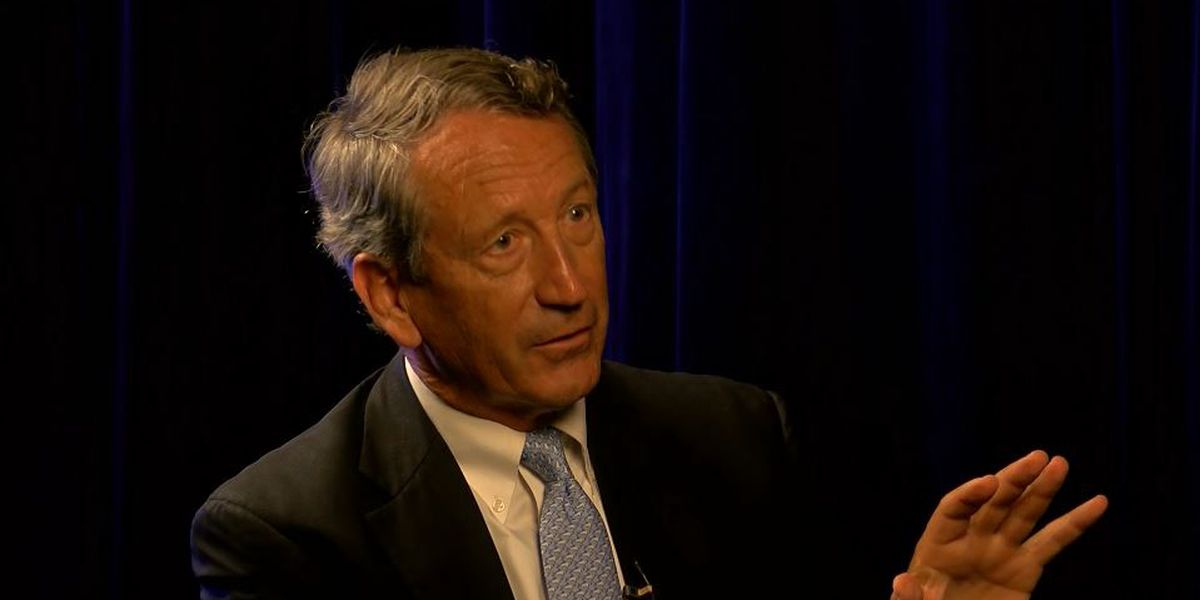 Ex-SC Gov. Mark Sanford to challenge Trump in primary