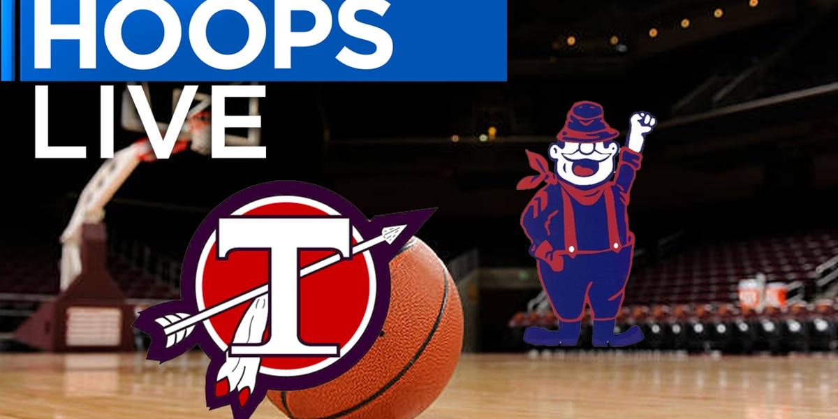 Boys 2A Basketball Sectional Semifinal: Tecumseh vs. South Spencer
