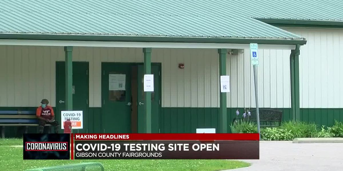 Gibson Co. Health Department offering free COVID-19 testing site