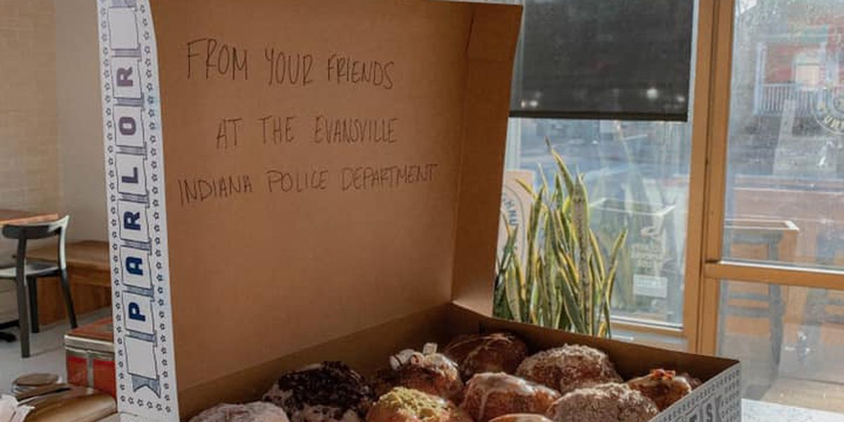 EPD sends donuts to Boulder Police Department in Colorado