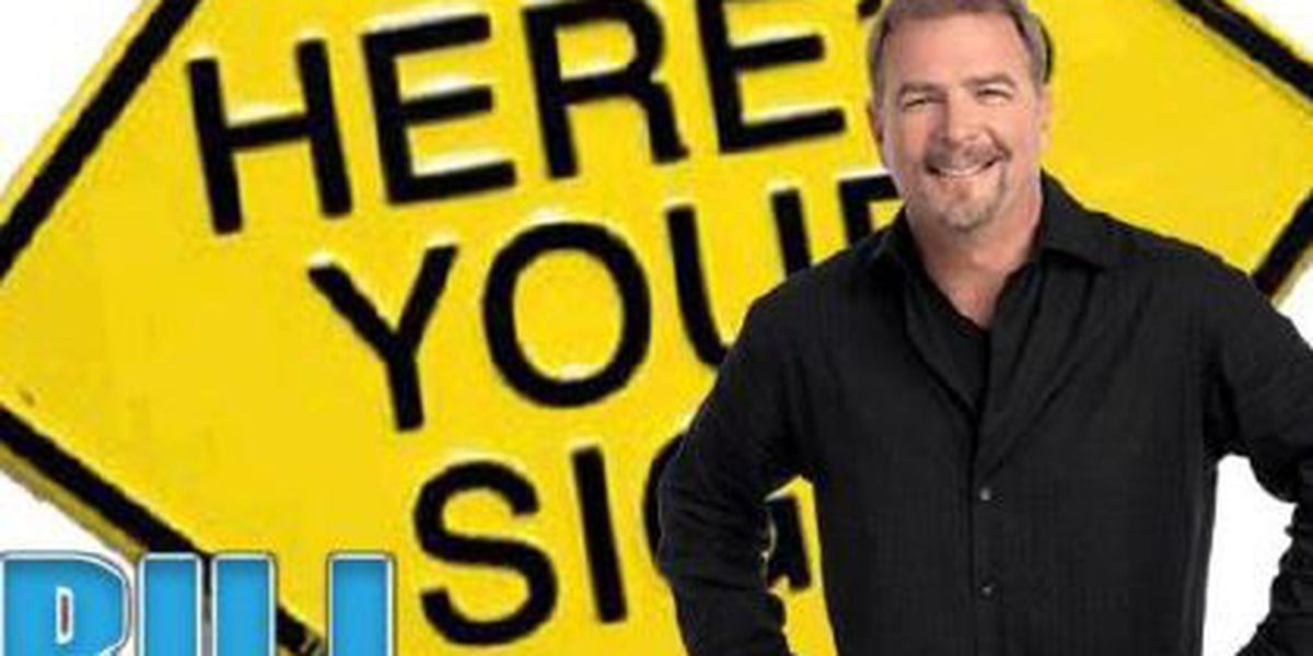 Here's your sign: Comedian Bill Engvall coming to Evansville