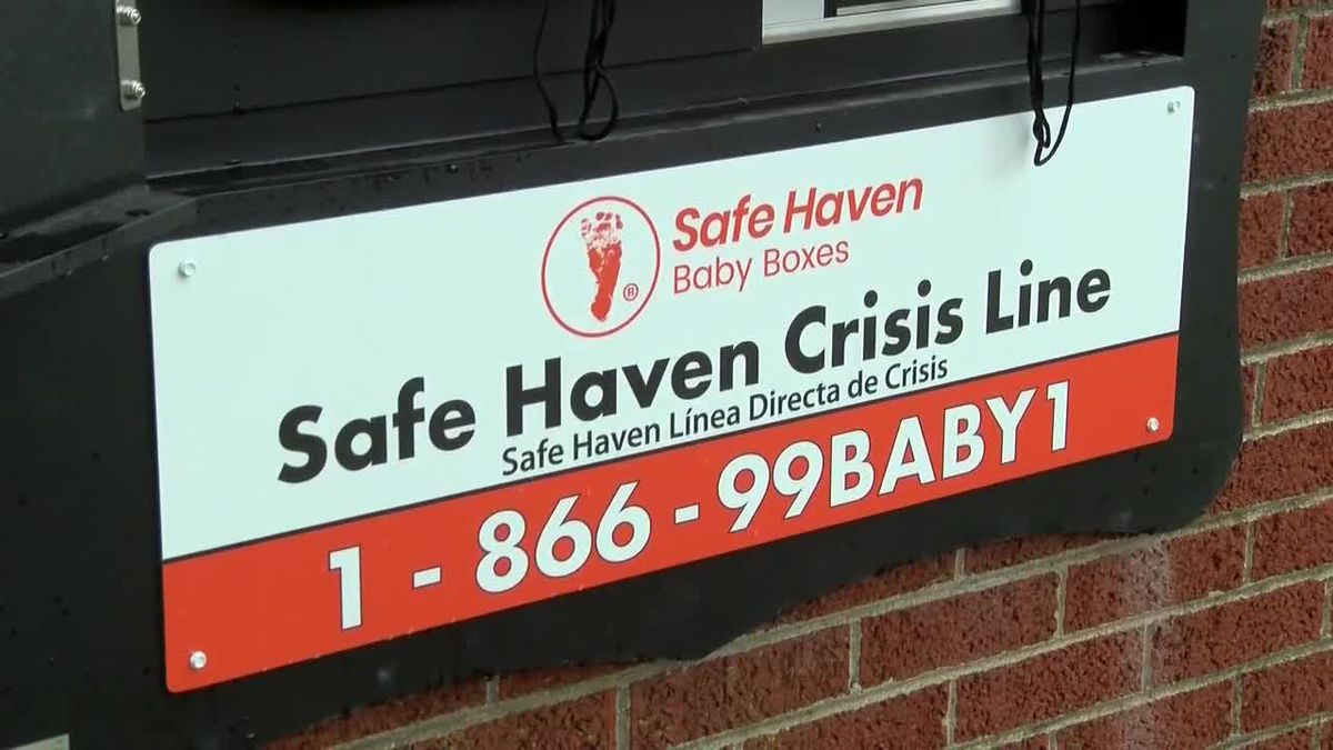 Boonville Fire Department to unveil Safe Haven Baby Box