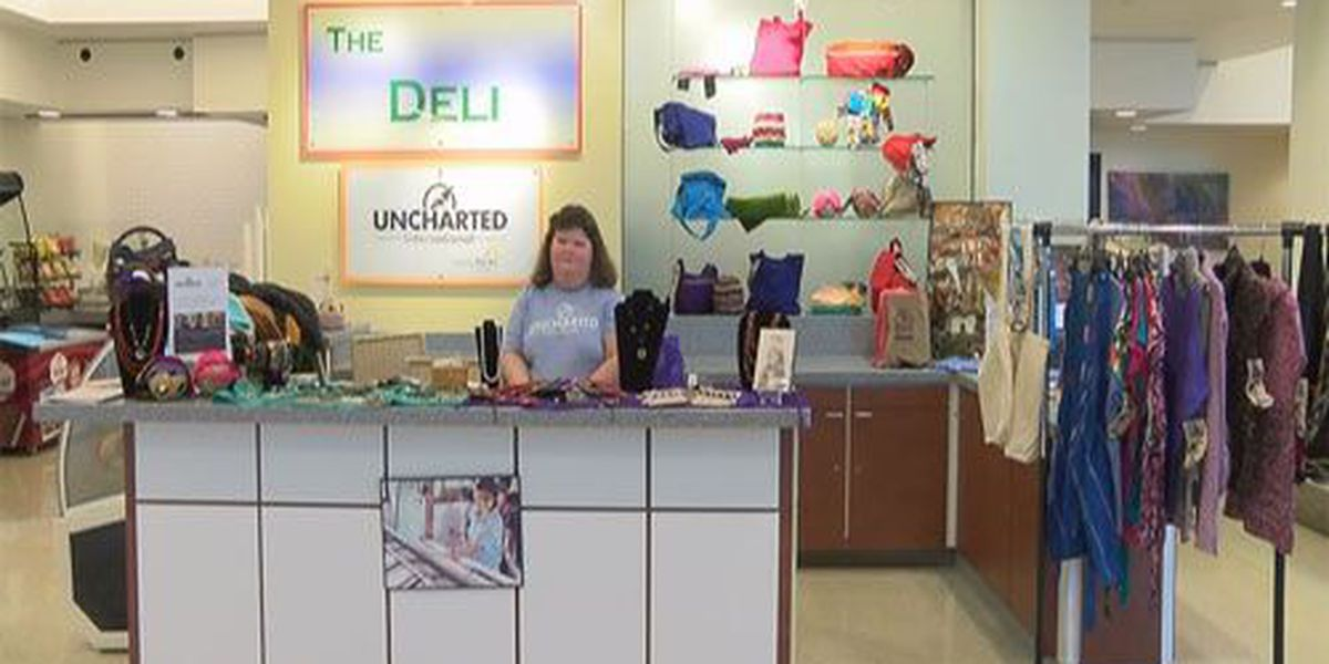 Arc of Evansville celebrates opening of downtown store