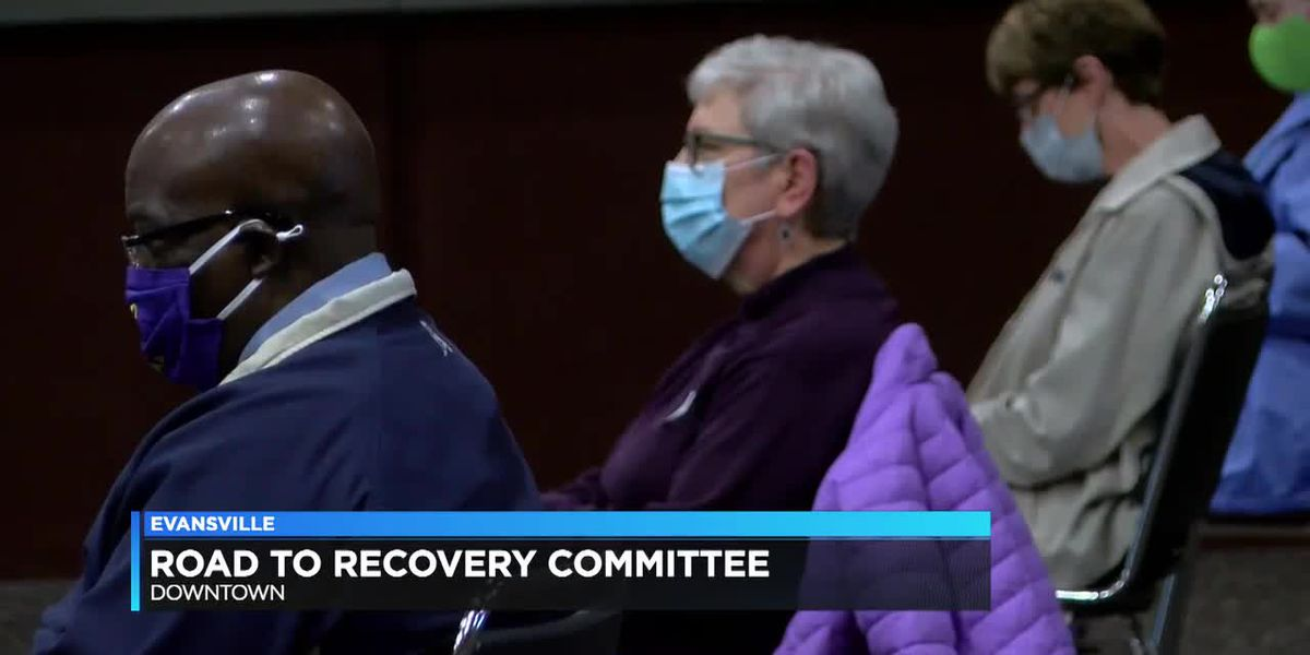 Vanderburgh Co. Road to Recovery Committee meets to discuss funding allocation