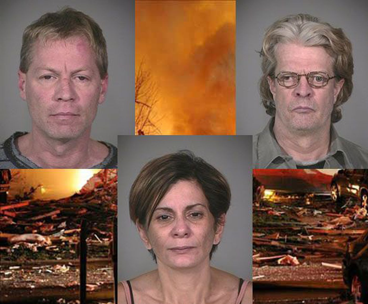 Man Sentenced To Life For Indy House Explosion That Killed