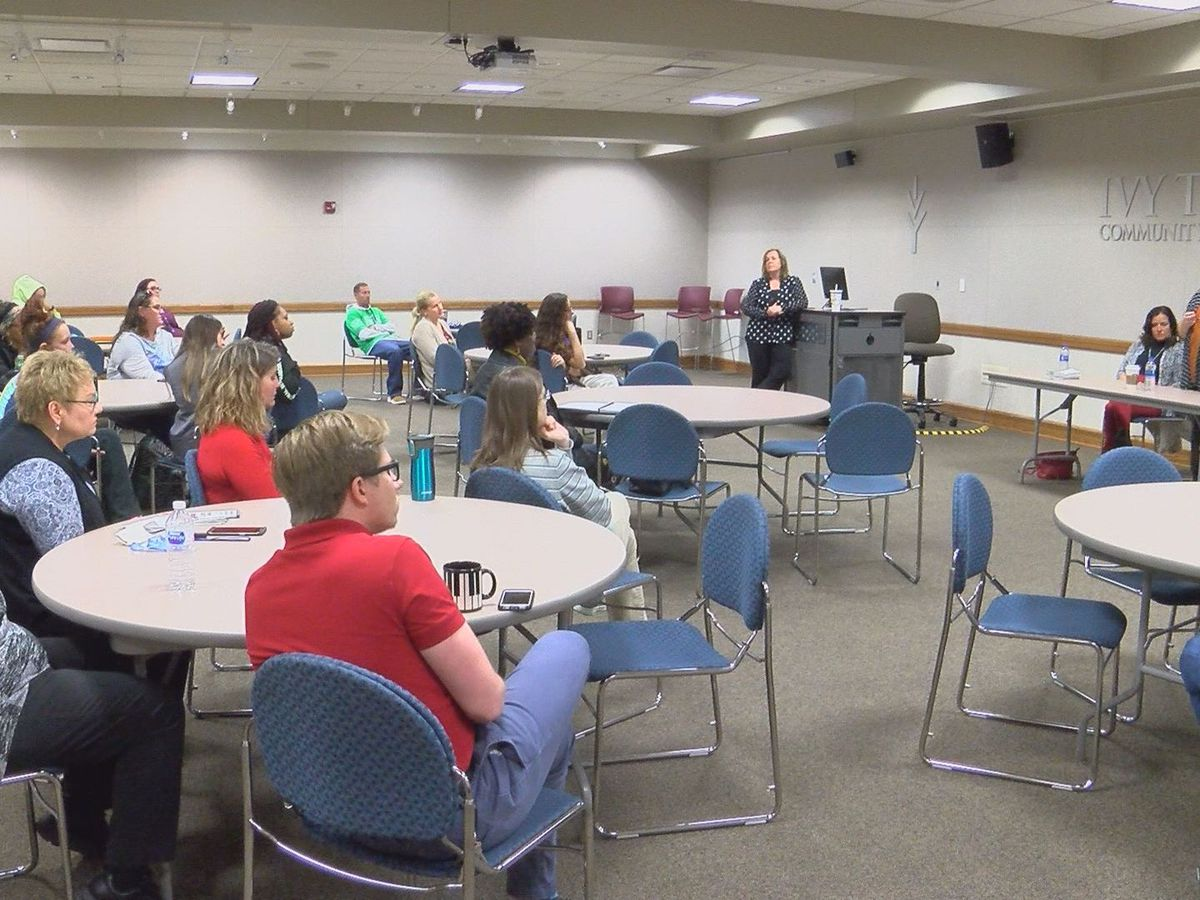 Domestic violence class for victim's family, friends coming to Albion Fellows