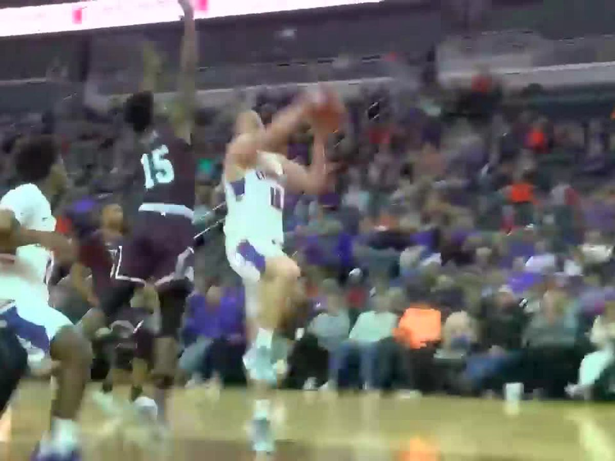 HIGHLIGHTS: UE vs Texas Southern men's basketball