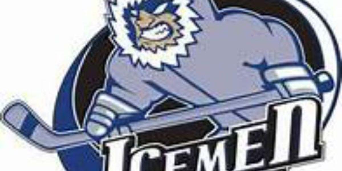 IceMen storm Thunder For 5-3 Win