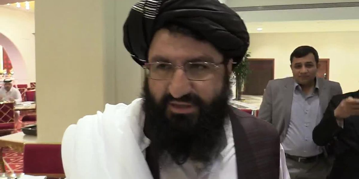 Taliban representative says foreign troops will leave Afghanistan