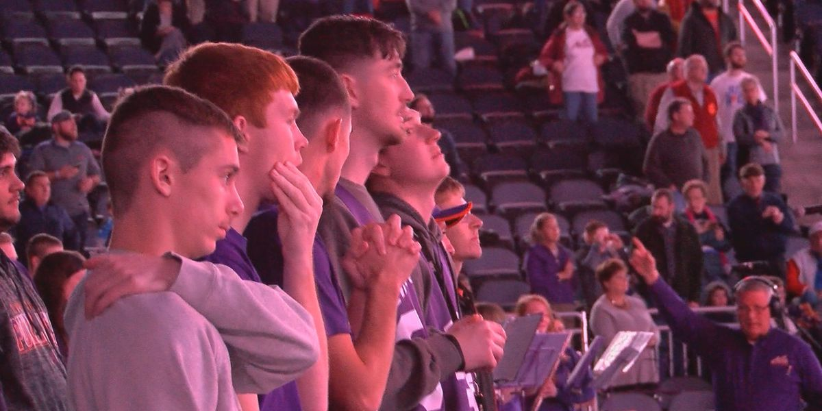 UE Men's Basketball works to bring younger, larger crowds