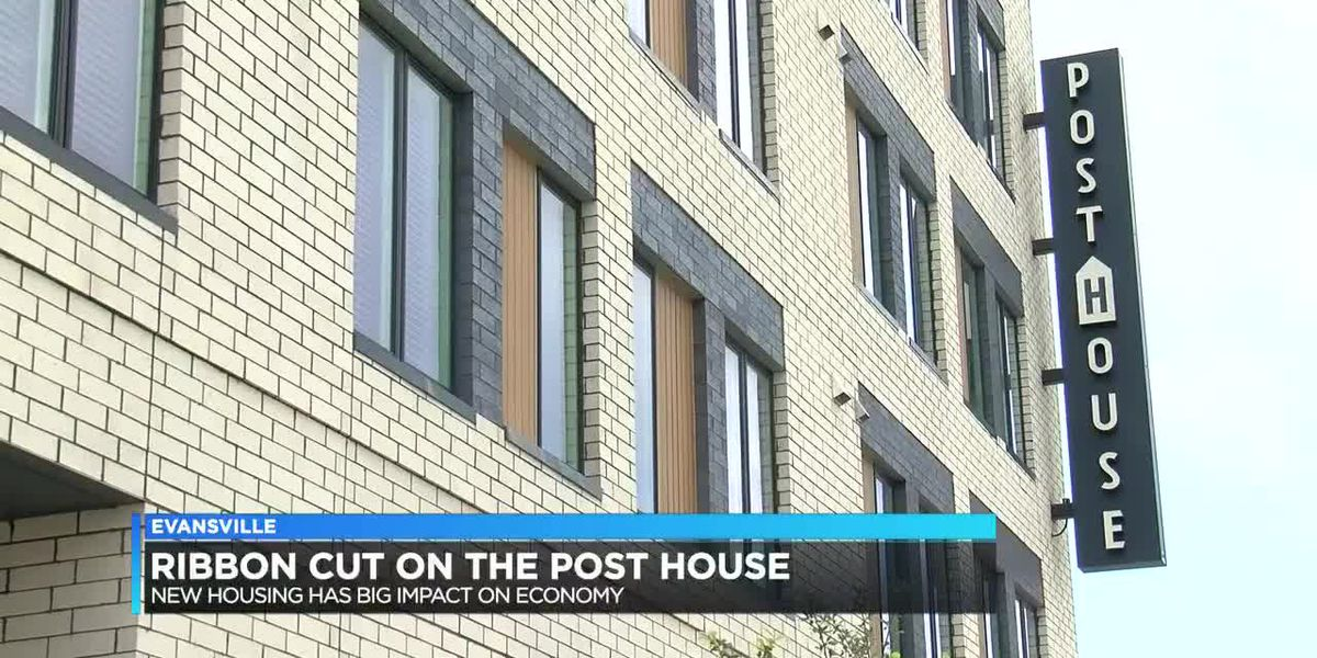 New housing in Downtown Evansville has big impact on economy