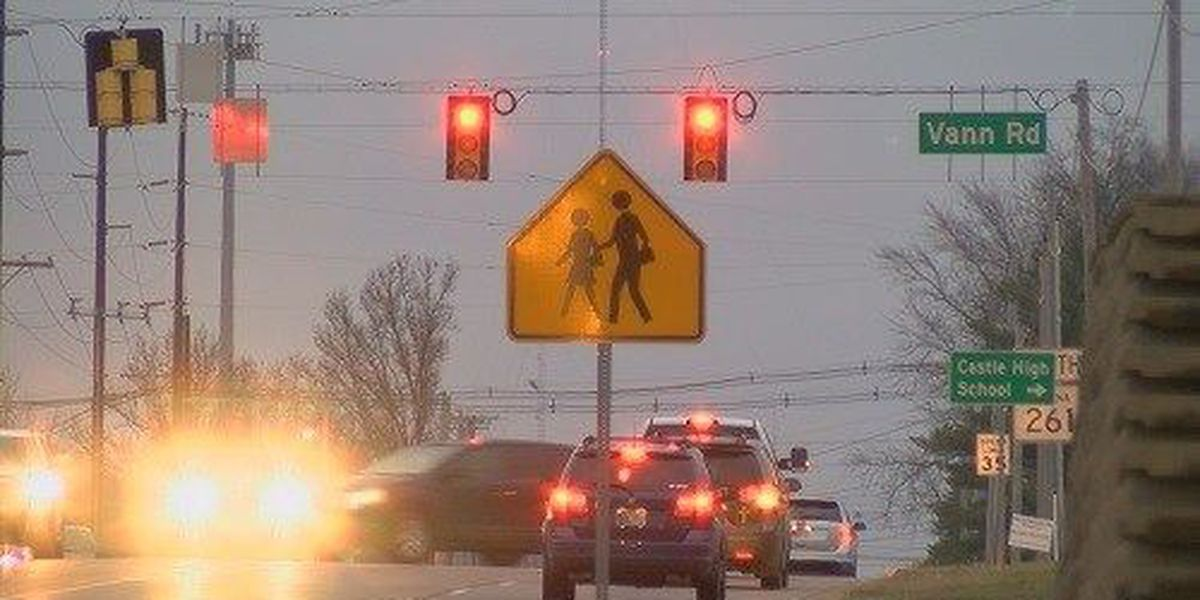 Law enforcement looking out for speeding drivers in school zones