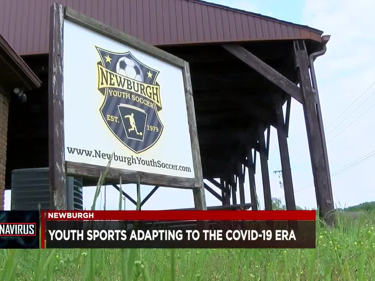 Youth sports leagues adapt to COVID-19 era