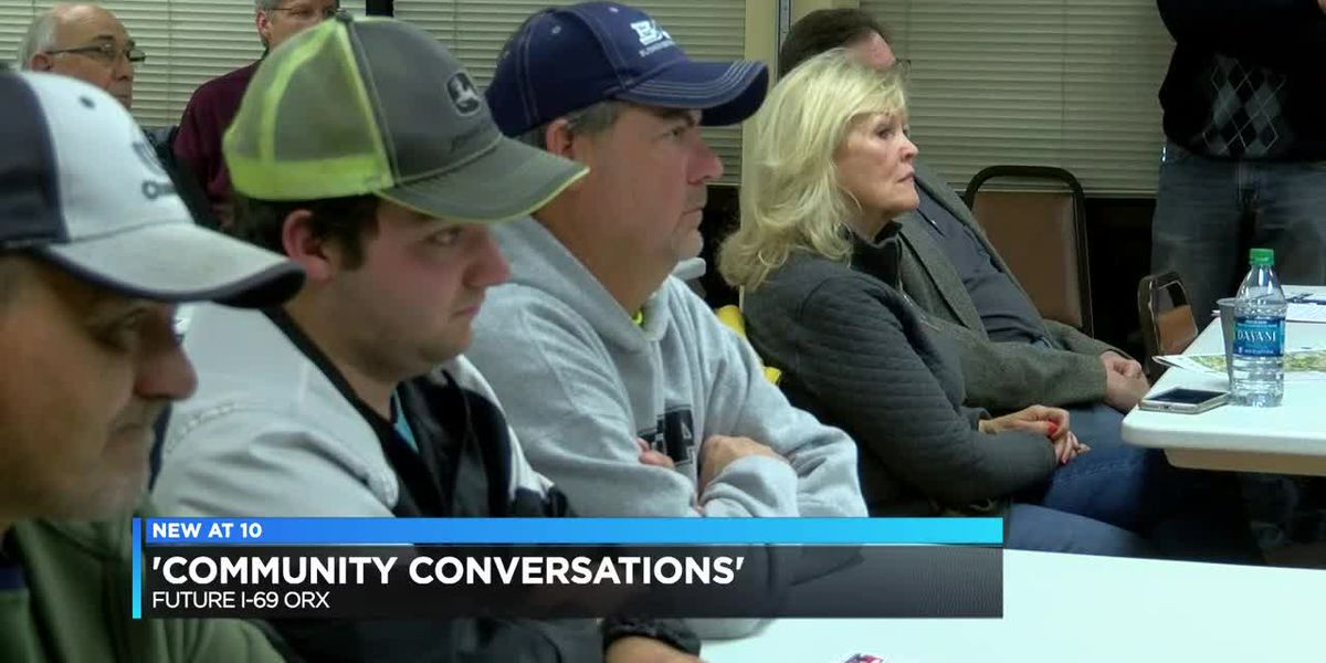 Community take part in conversation on future I-69 Ohio River bridge
