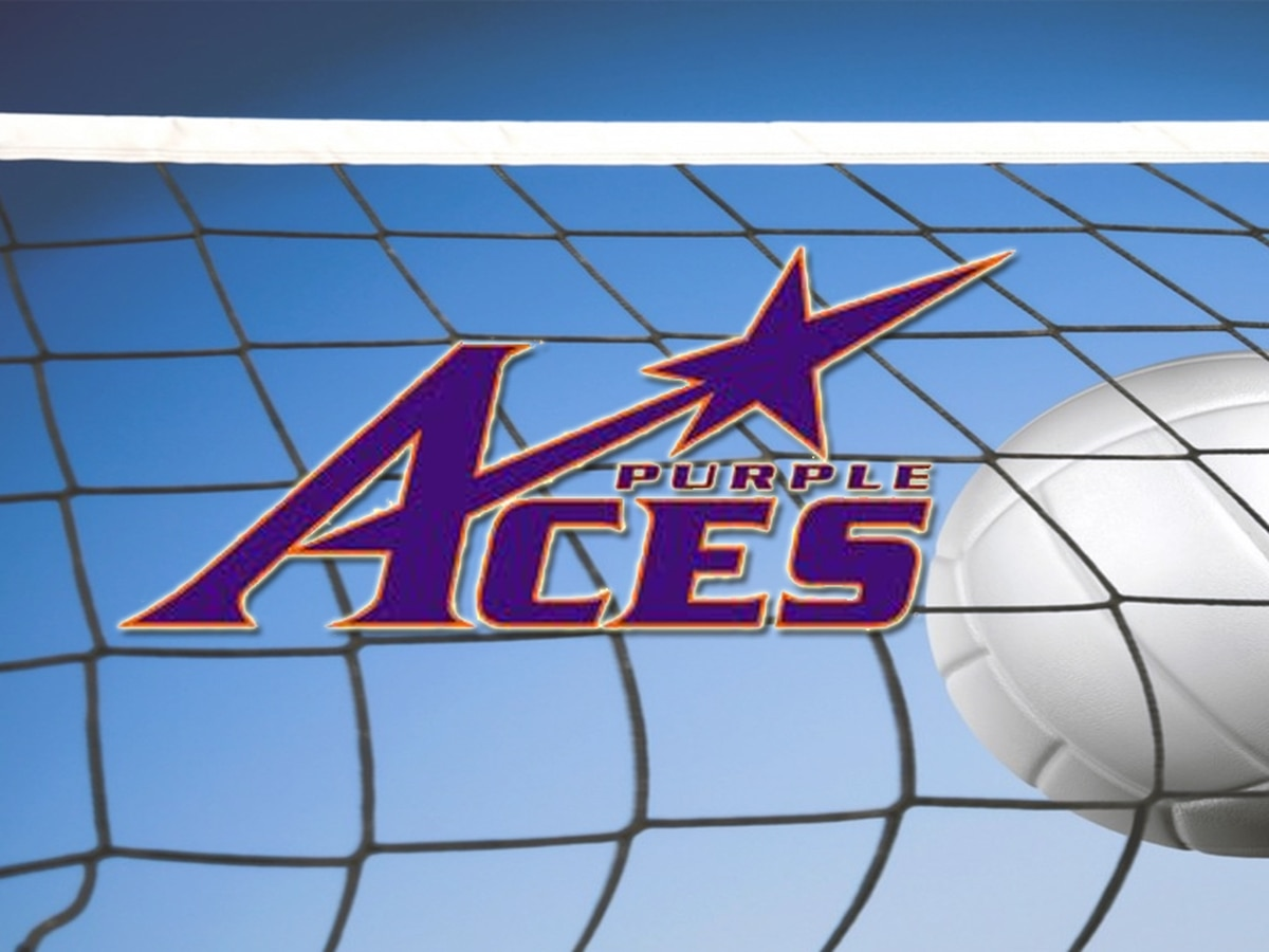 Aces volleyball travels to Valparaiso and Loyola