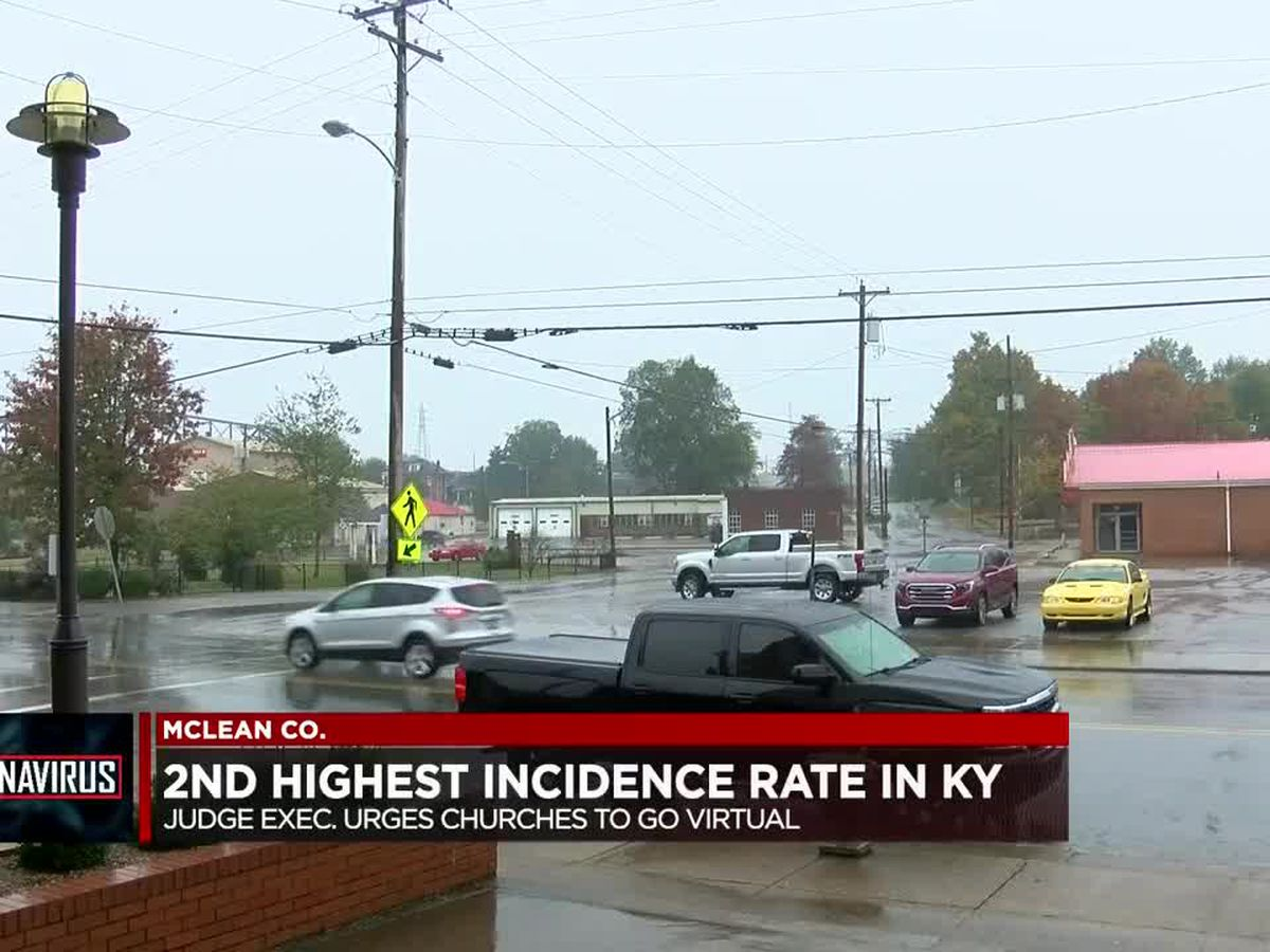 McLean Co. has 2nd highest COVID-19 incidence rate in state
