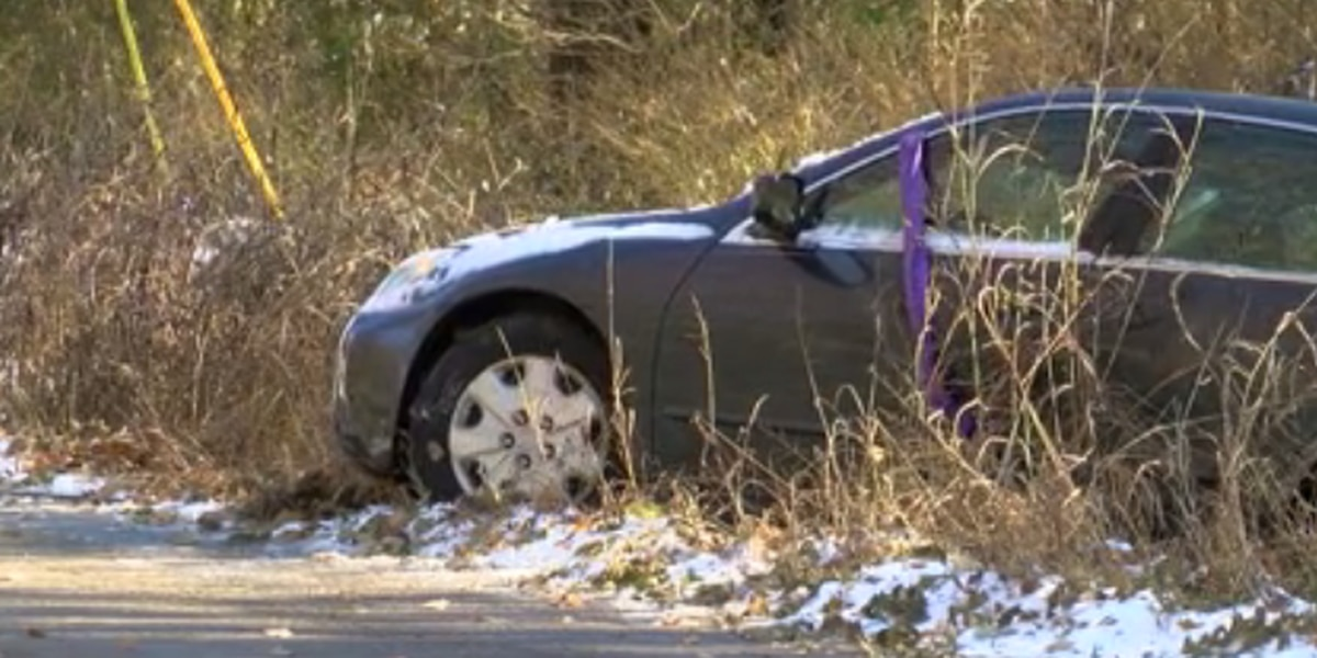 Slick conditions cause many slide-offs Tues., what to keep in your car