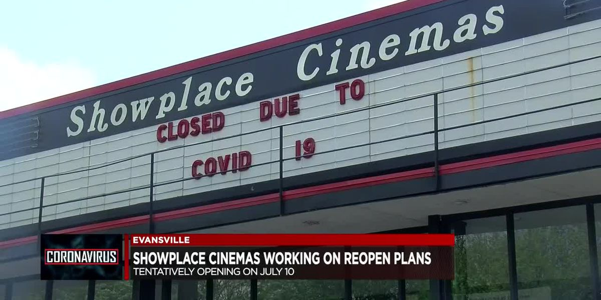 Showplace Cinemas ironing out preliminary plans to reopen