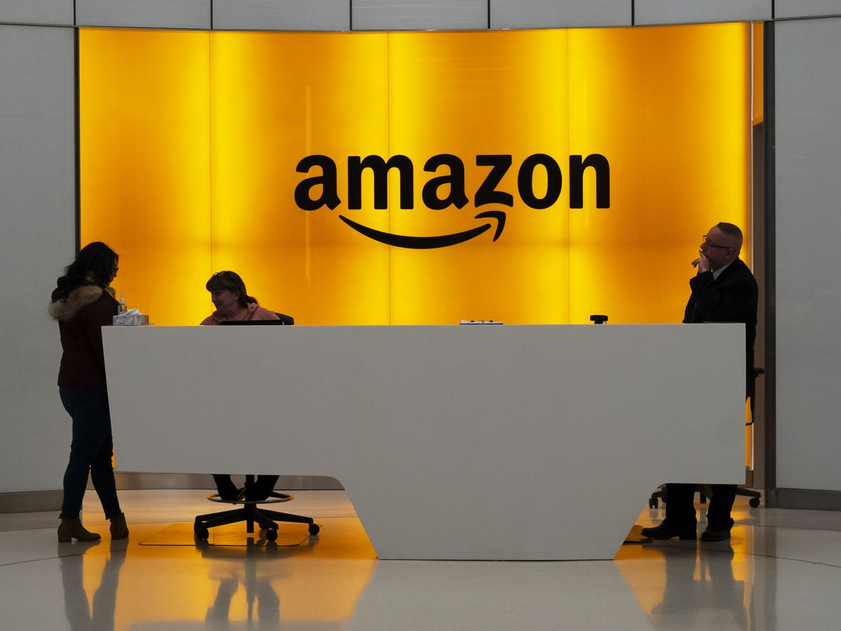 Amazon claims Trump interfered with Pentagon contract