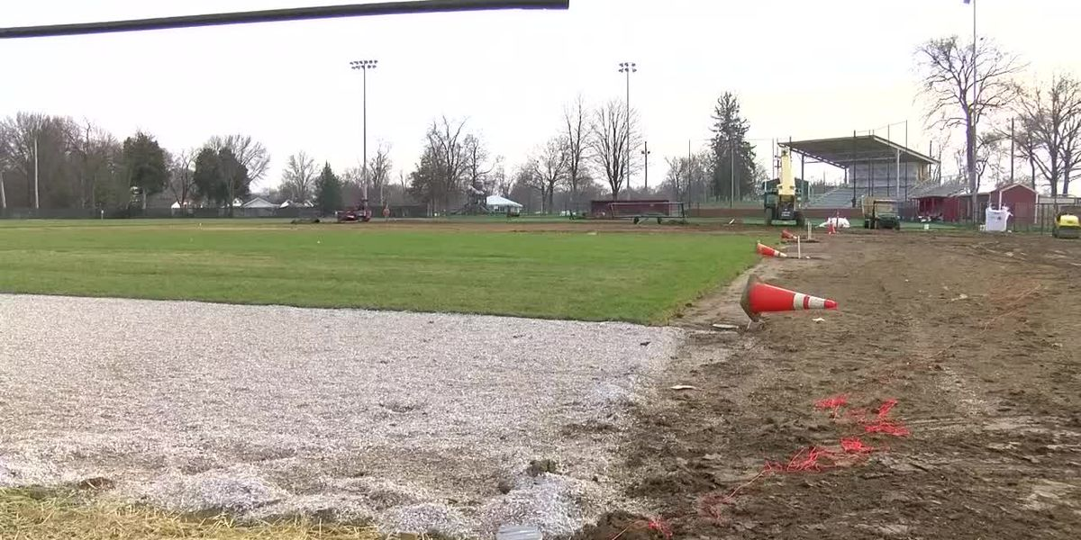 Renovation upgrades ahead of schedule at Gil Hodges Field in Princeton