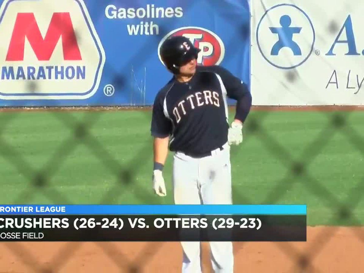 HIGHLIGHTS: Otters vs Crushers, rubber game